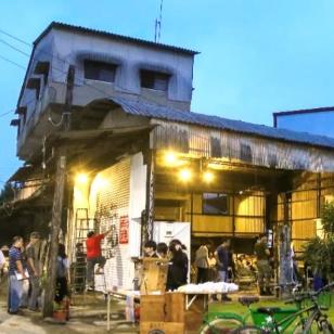廢墟工場再生-青年創意基地